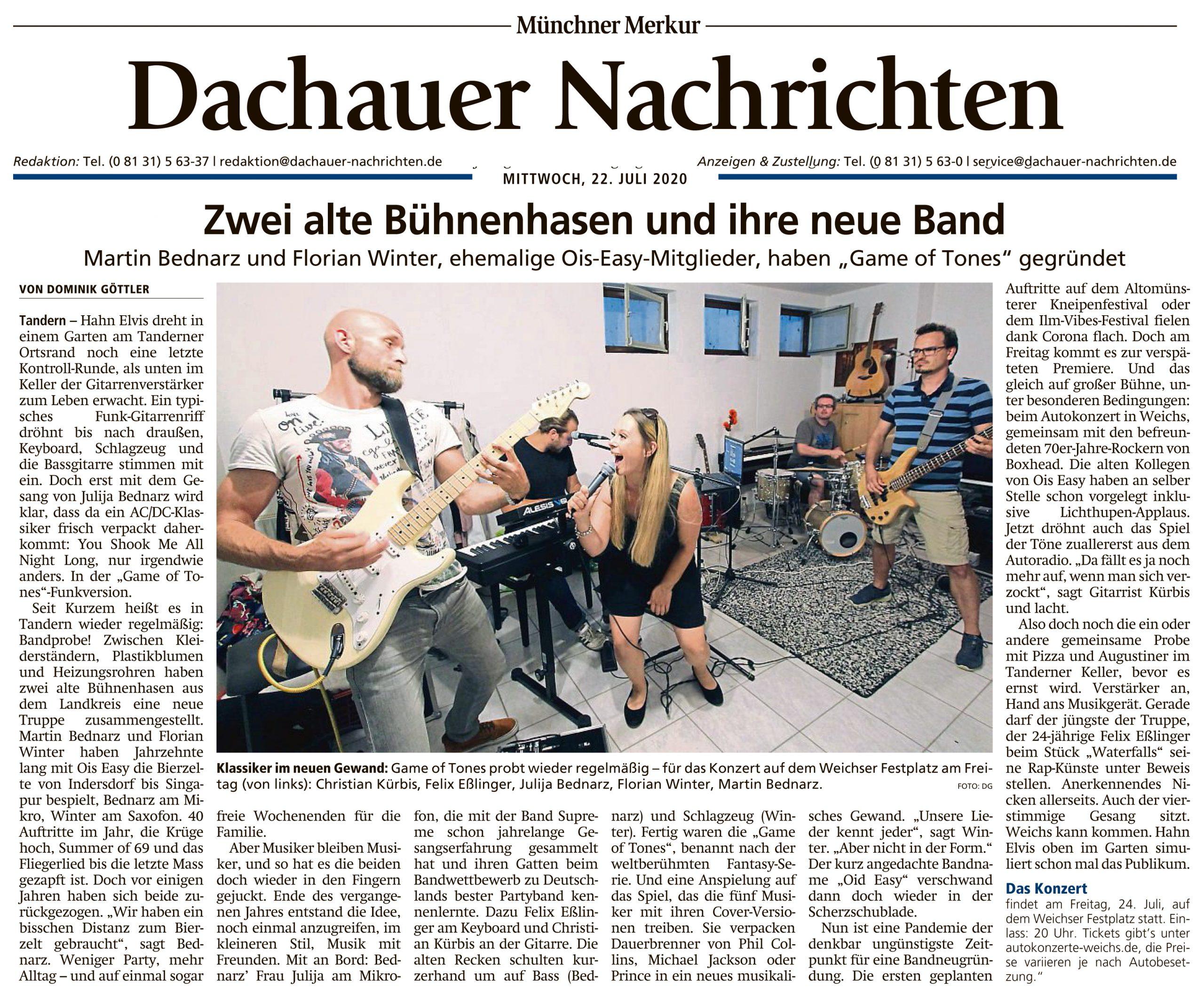 Dachauer Nachrichten